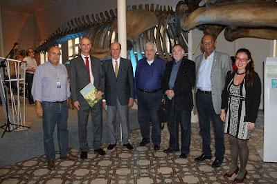 CPRM participa das comemorações de 200 anos do Museu Nacional
