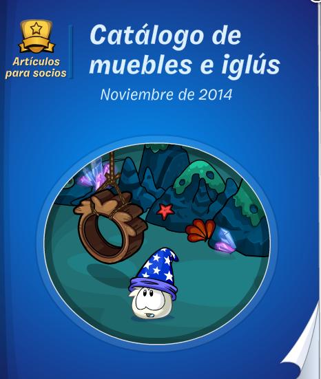 Trucos del Catálogo Muebles e Iglús Noviembre 2014