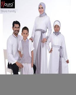 paket baju lebaran keluarga