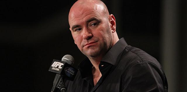 Dana White menguraikan potensi perpindahan UFC ke dalam tinju
