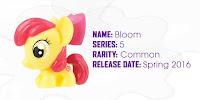 MLP Fashems Series 5 Apple Bloom Figure by Tech 4 Kids