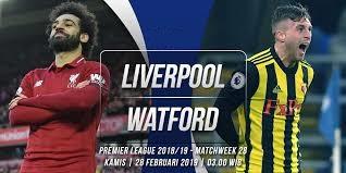اون لاين مشاهدة مباراة ليفربول وواتفورد بث مباشر صلاح اليوم الدوري الانجليزي 27-2-2019 اون لاين اليوم بدون تقطيع