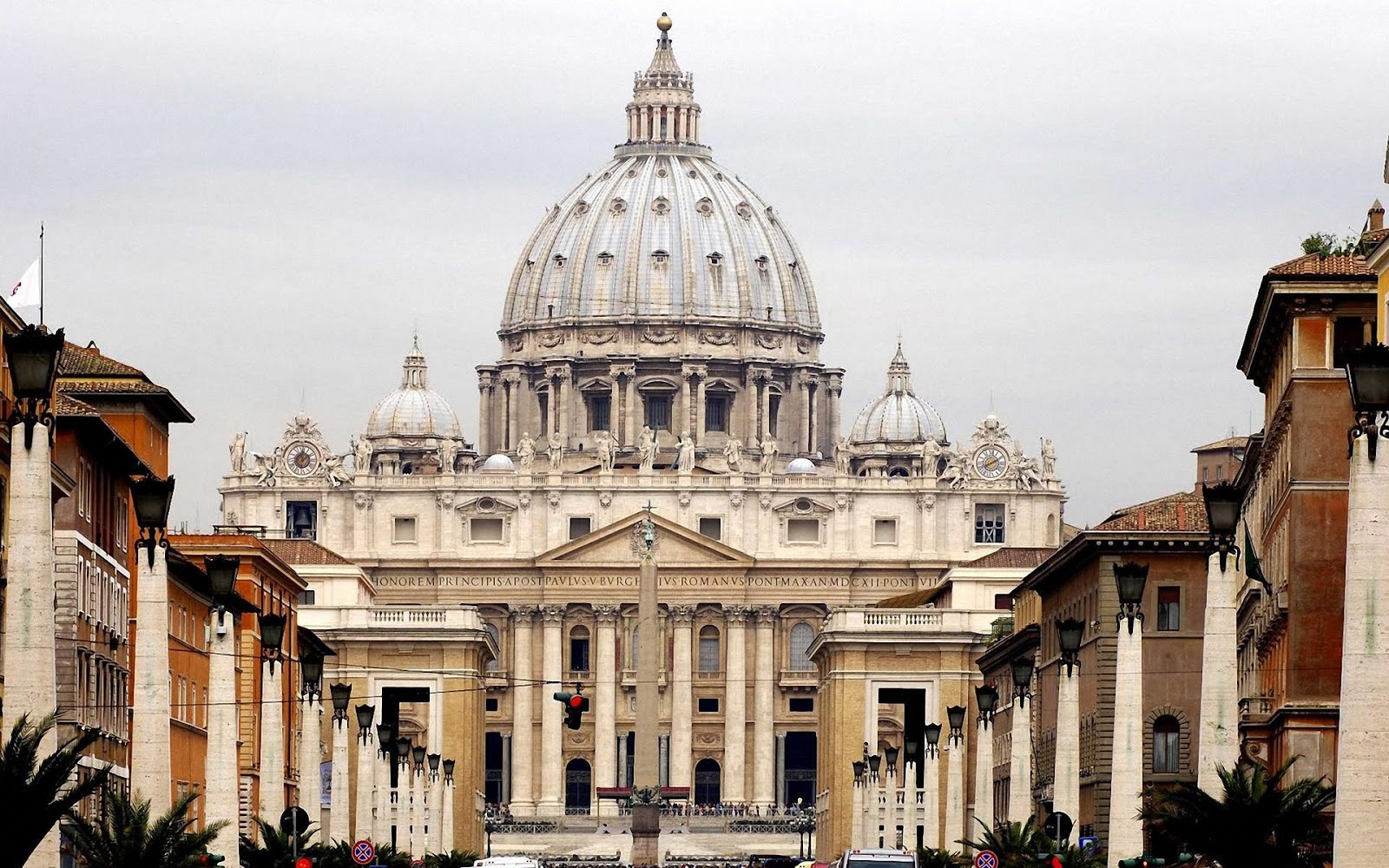Freemasons Attending Pope Francis' Enthronement As Vatican