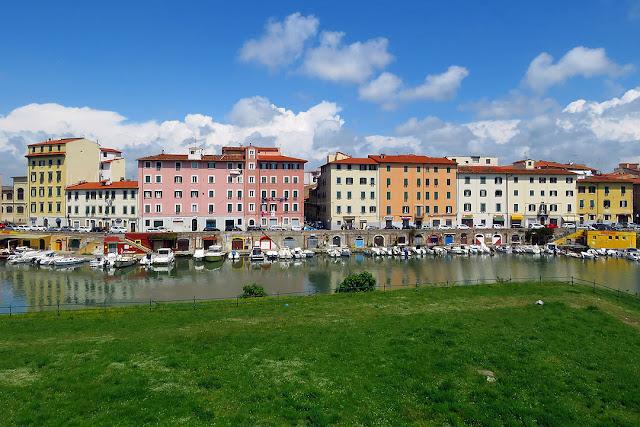 Scali delle Cantine, Livorno