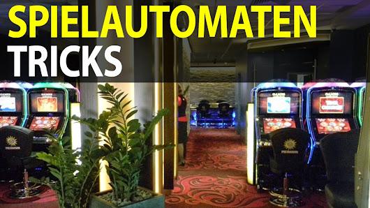 tricks gegen spielautomaten