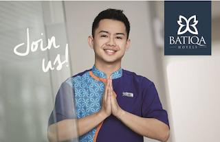 Job Vacancy from Batiqa Hotel Lampung May 2016