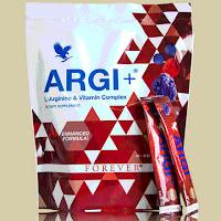 Хранителна добавка с L-аргинин и витаминен комплекс - пактетчета /ARGI+ Sachets L-Arginine & Vitamin Complex/