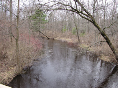 Baldwin River at M-37
