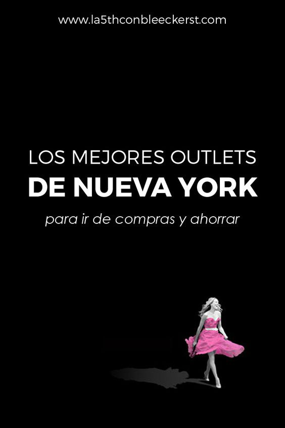 outlets en New York