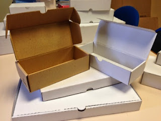 cajas de carton automontables