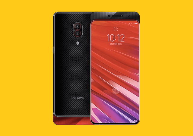 Lenovo Z5 Pro GT with Snapdragon 855 and 128GB RAM Announced