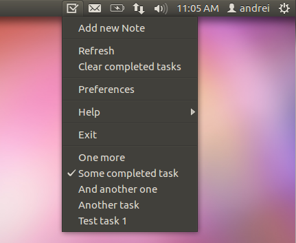 Google Tasks Indicator: Quick Access To Your Google Tasks
