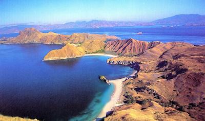 Destinasi wisata Nusa tenggara Timur