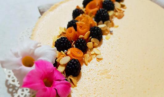 Torta Mousse al Melone