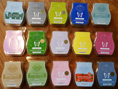Scentsy Wax Bars Review - June 2017