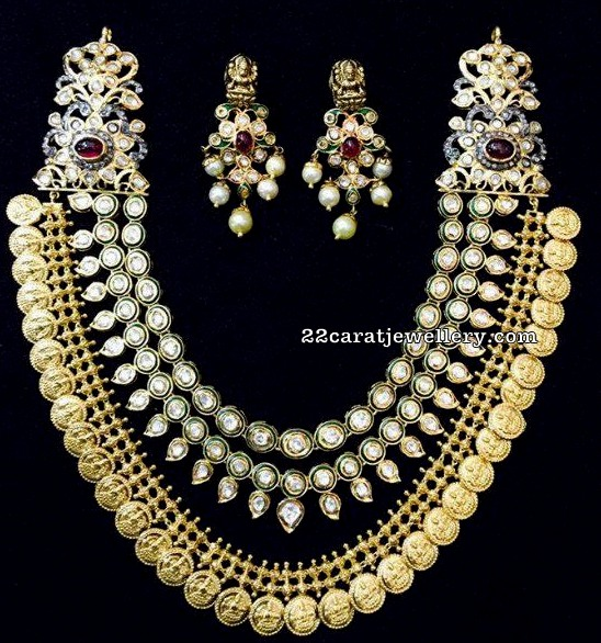 Kasumala with Polki Diamonds