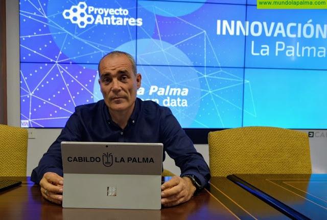 Innovación crea un portal web con información oficial y actualizada sobre la incidencia del COVID-19 en La Palma