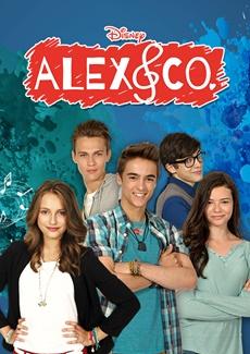 Série Alex e Companhia