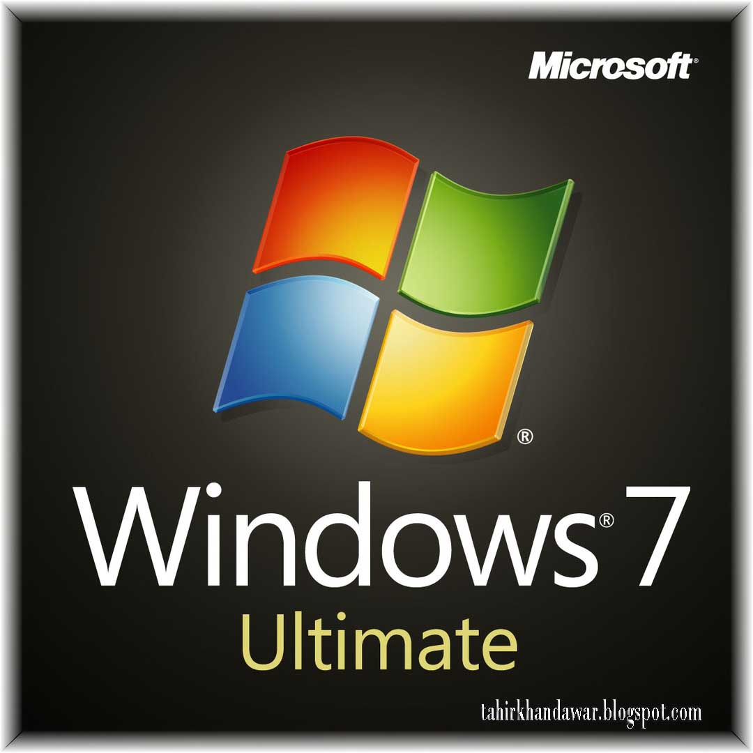 Windows 7 ultimate iso download free full version tahir for Window 7 ultimate