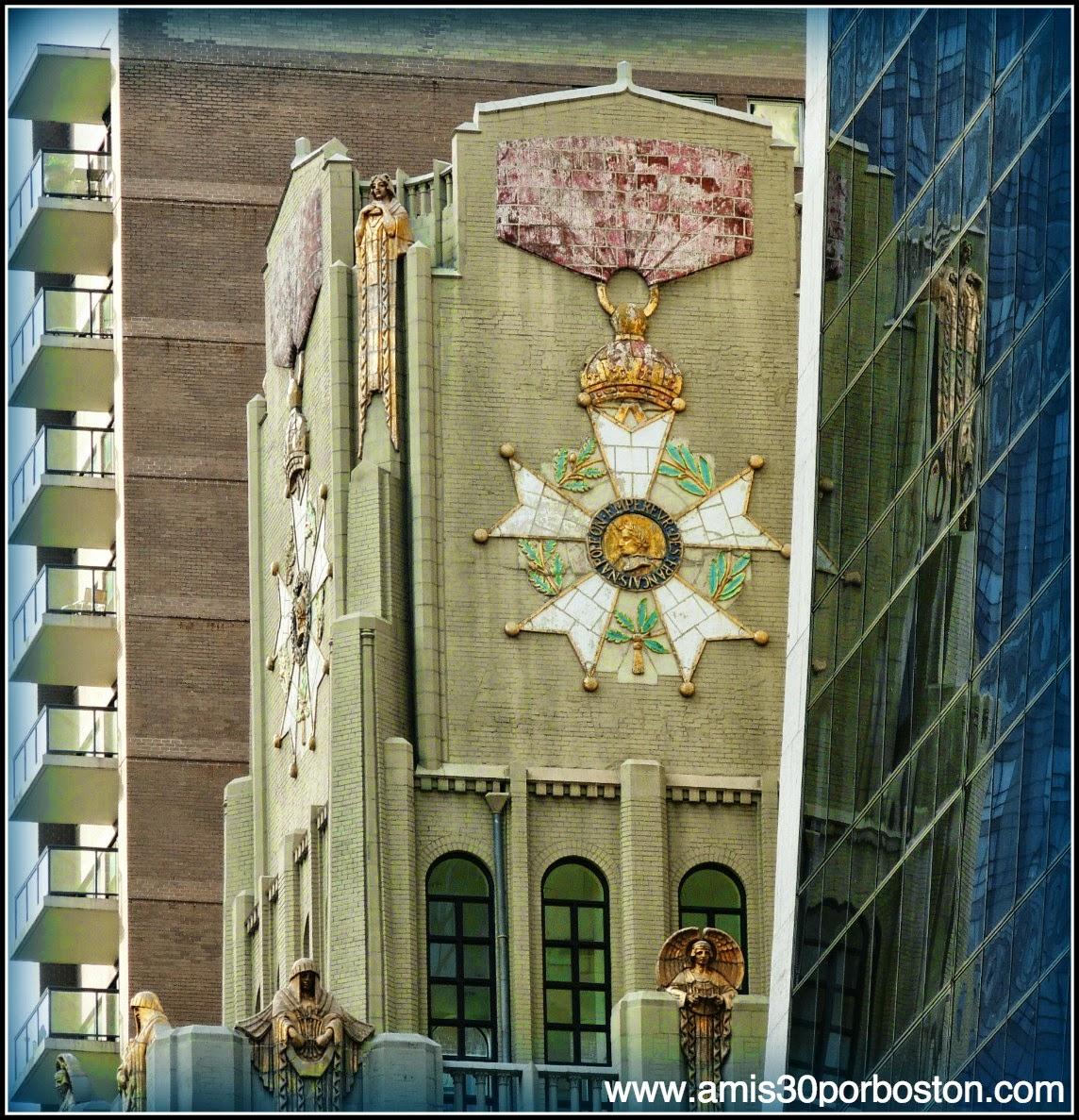 Segunda Vista a Nueva York: Edificios de la Quinta Avenida