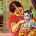 इस वजह से गर्भवती महिला के कमरे में होनी चाहिए कृष्ण और देवी यशोदा की तस्वीर