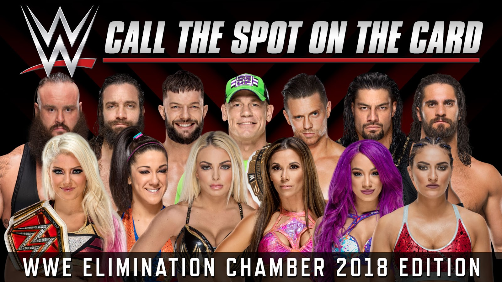 pick the wrestling marry fuck kill WWE segment