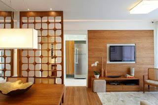 Desain Sekat Ruangan Minimalis Terbaik