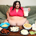 Meet the woman who is working hard to be the world's fattest woman