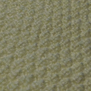 Moss stitch Closeup
