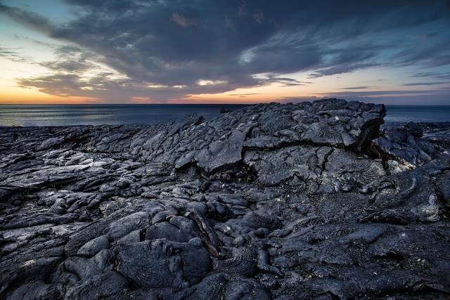 Icelanders believe elves live in natural places like these lava fields