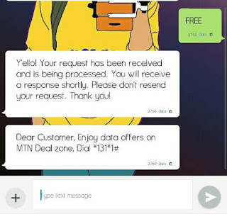 Enjoy MTN 100% Double Data Offer on all Phones