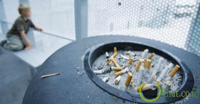 Dilarang memiliki rokok di Bhutan