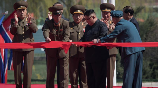 Pyongyang listo para celebrar Día Nacional ante tensión con EEUU