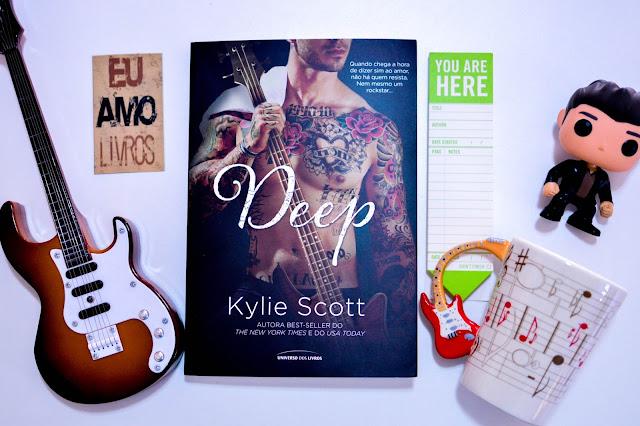 [Resenha em vídeo] Deep | Kylie Scott