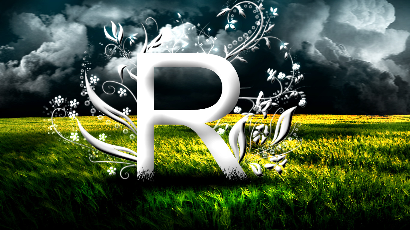 wallpapers lette...A And R Letter Wallpapers