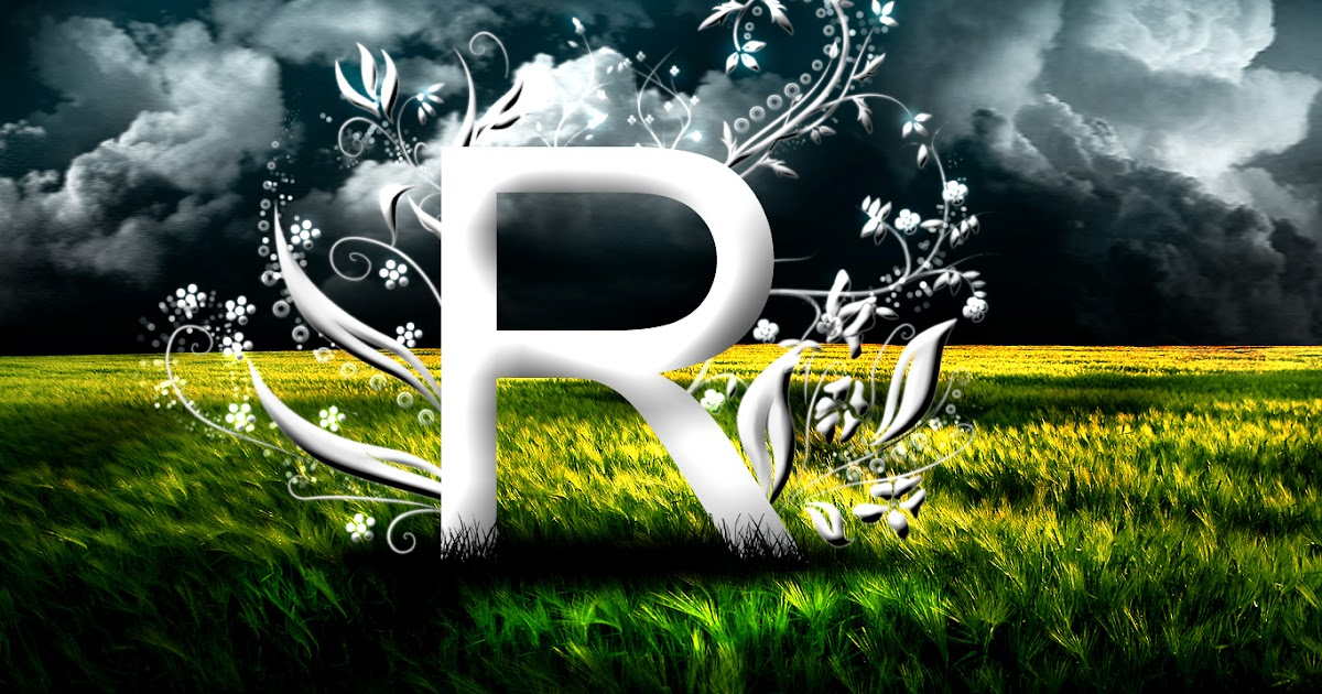 all new pix1: Download Wallpaper Of Letter R