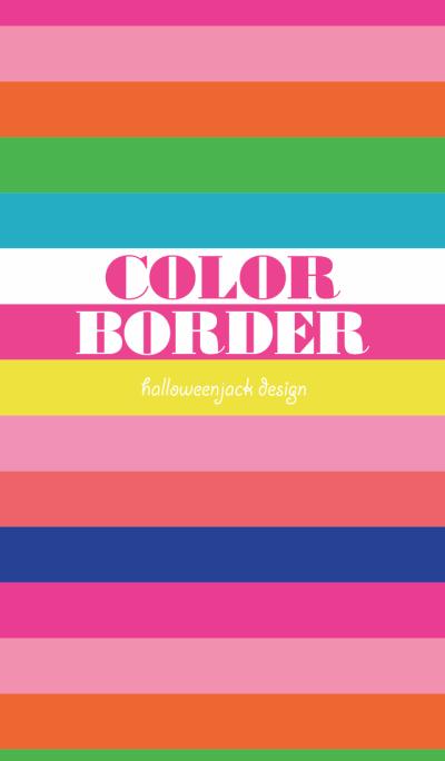 Color Border #07