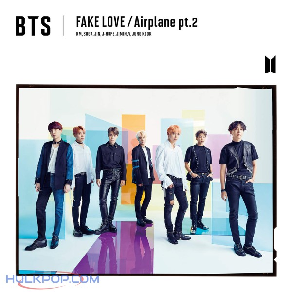 BTS – FAKE LOVE (Japanese Version) – Single (ITUNES PLUS AAC M4A + Digital Booklet)