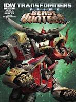 Transformers Prime Beast Hunters Predacons Rising SUBTITRAT IN ROMANA