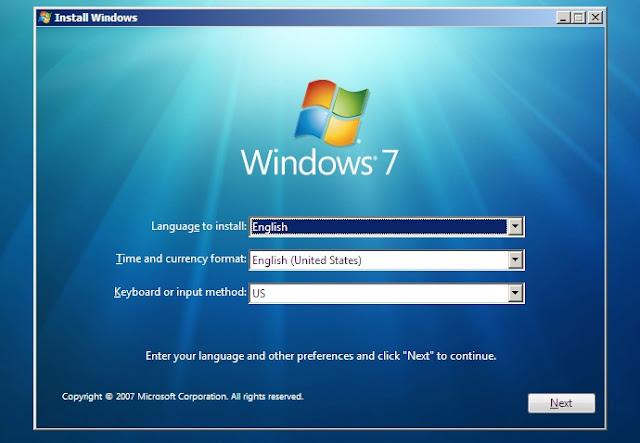 Cara Instal Ulang Windows 10 3