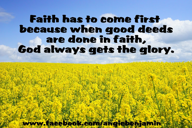 Faith in Action {Intro to the book of James}