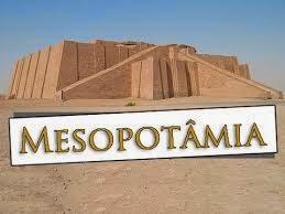 Como era a Mesopotâmia