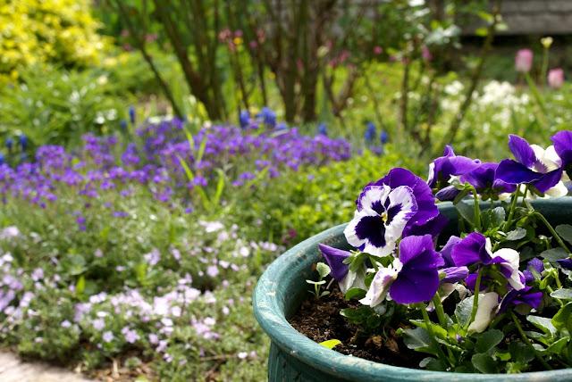 Zaczarować wiosnę _ porcelana ręcznie malowana