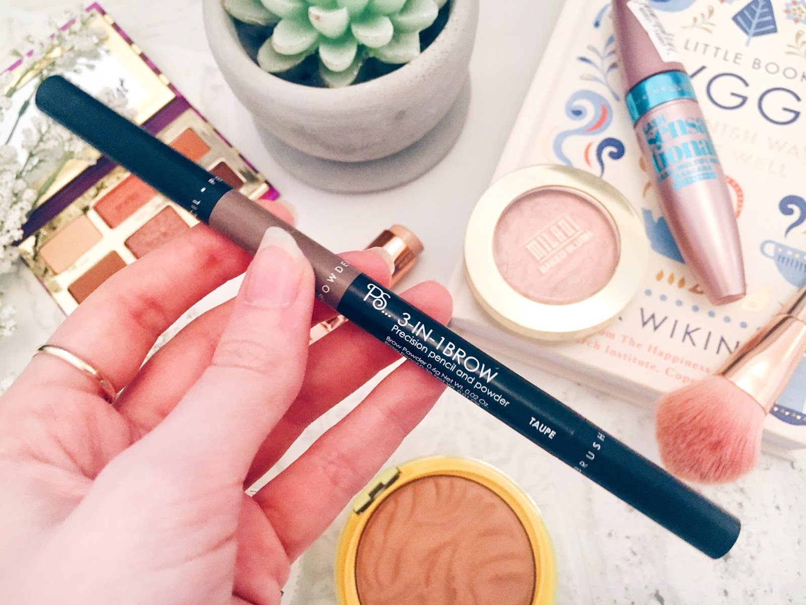 Primark 3 in 1 Brow Pencil