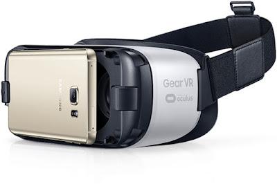 Gear VR phiên bản mới của Samamsung