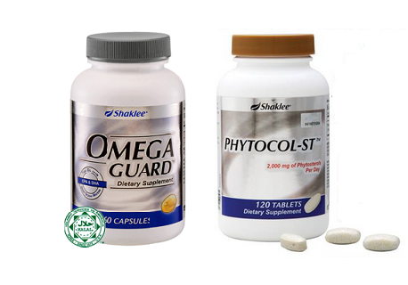 turun kolesterol, phytocol-st, oemega guard, garlic, kolesterol, fitosterol, tips, makanan