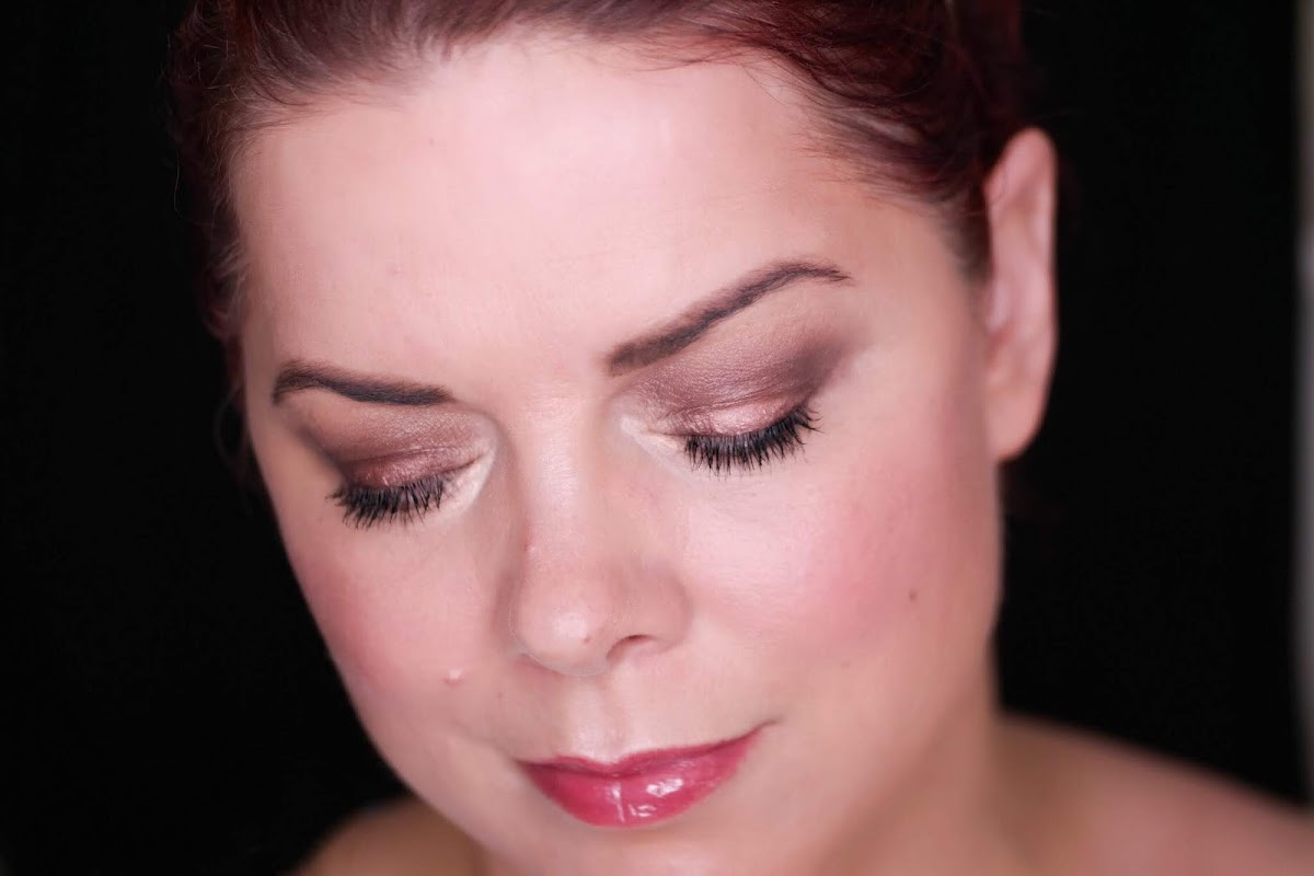 leichtes Sommermakeup