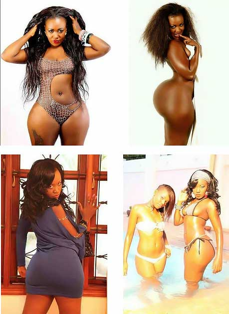 36 Hot Sexy Photos Of Vera Sidika Vee Beiby You Should See Today