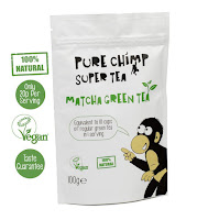 Pure Chimp ceremonial grade matcha green tea