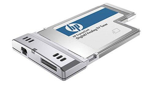 Hp expresscard analog Tv Tuner manual